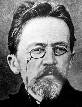 a work of art anton chekhov Anton pavlovich chekhov [russian: антон павлович чехов] was born in the small seaport of taganrog, southern russia, the son of a grocer chekhov's grandfather was a serf, who had bought his own freedom and that of his three sons in 1841 he also taught himself to read and write .