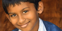 From Tiny Tim to Mowgli: Roni Akurati