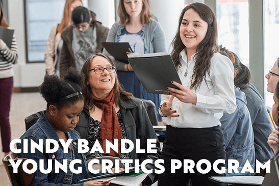 Cindy Bandle Young Critics