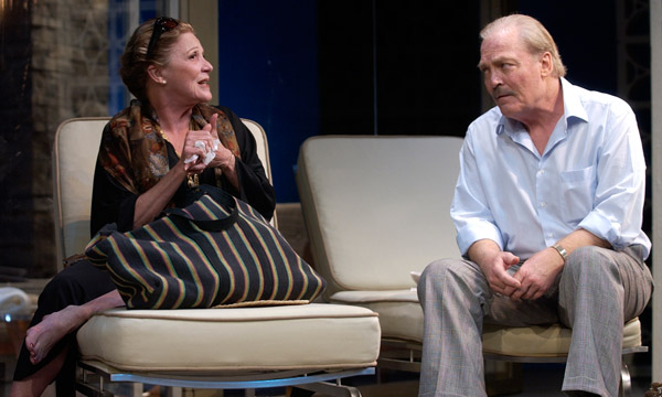 Stacy Keach at the Goodman 02