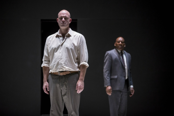 Ian Bedford Eddie And Ezra Knight Alfieri In A View From The Bridge By Arthur Miller Directed Ivo Van Hove