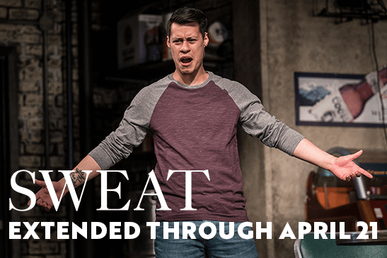 """Sweat"" Extended Through April 21"