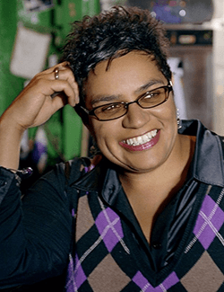 Reading Series Playwright, Jackie Kay