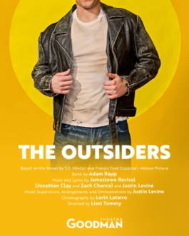 The Outsiders 8x10