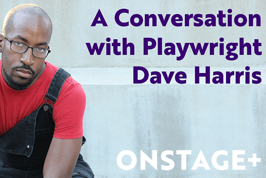 A Conversation With Dave Harris