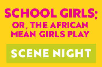 School Girls Scene Night