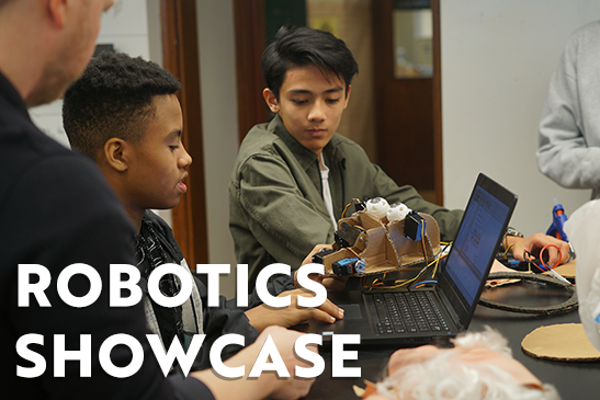 Robotics Showcase Event