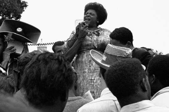 Fannie Lou Hamer Stand Up