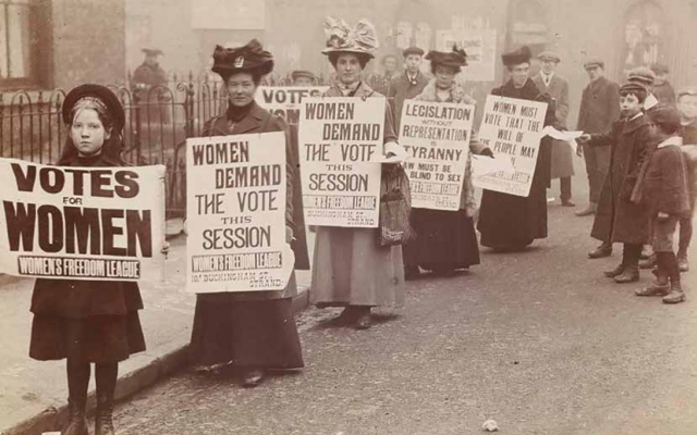 Votes for (Some) Women