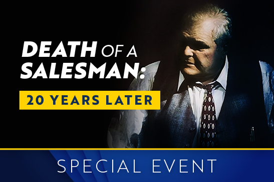 Death of a Salesman Special Event