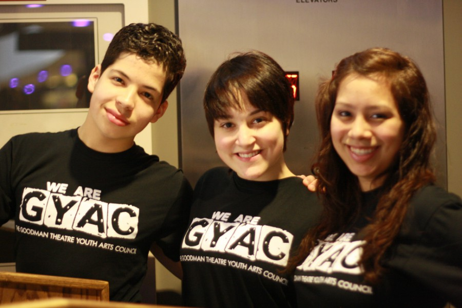 Goodman Youth Arts Council (GYAC)