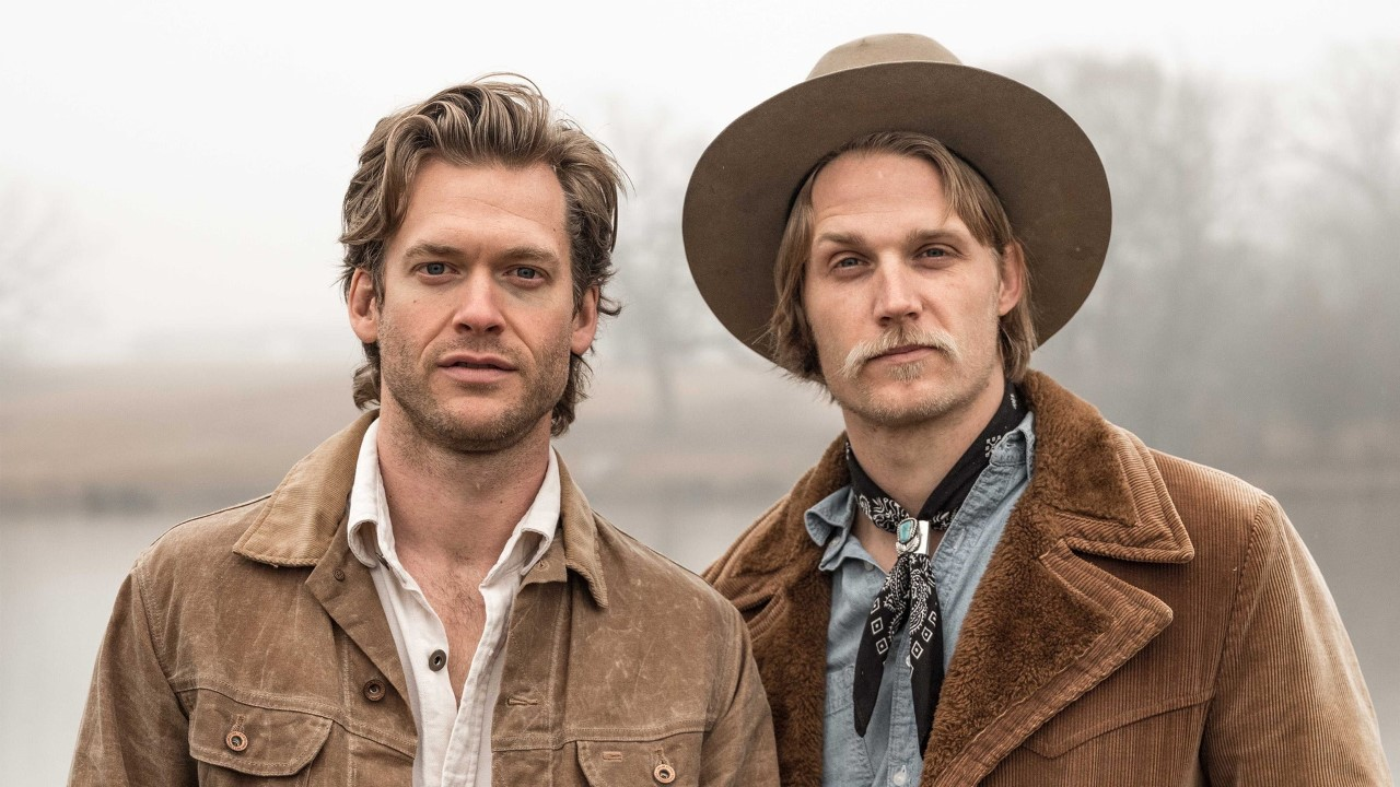 Jamestown Revival, Jonathan Clay and Zach Chance
