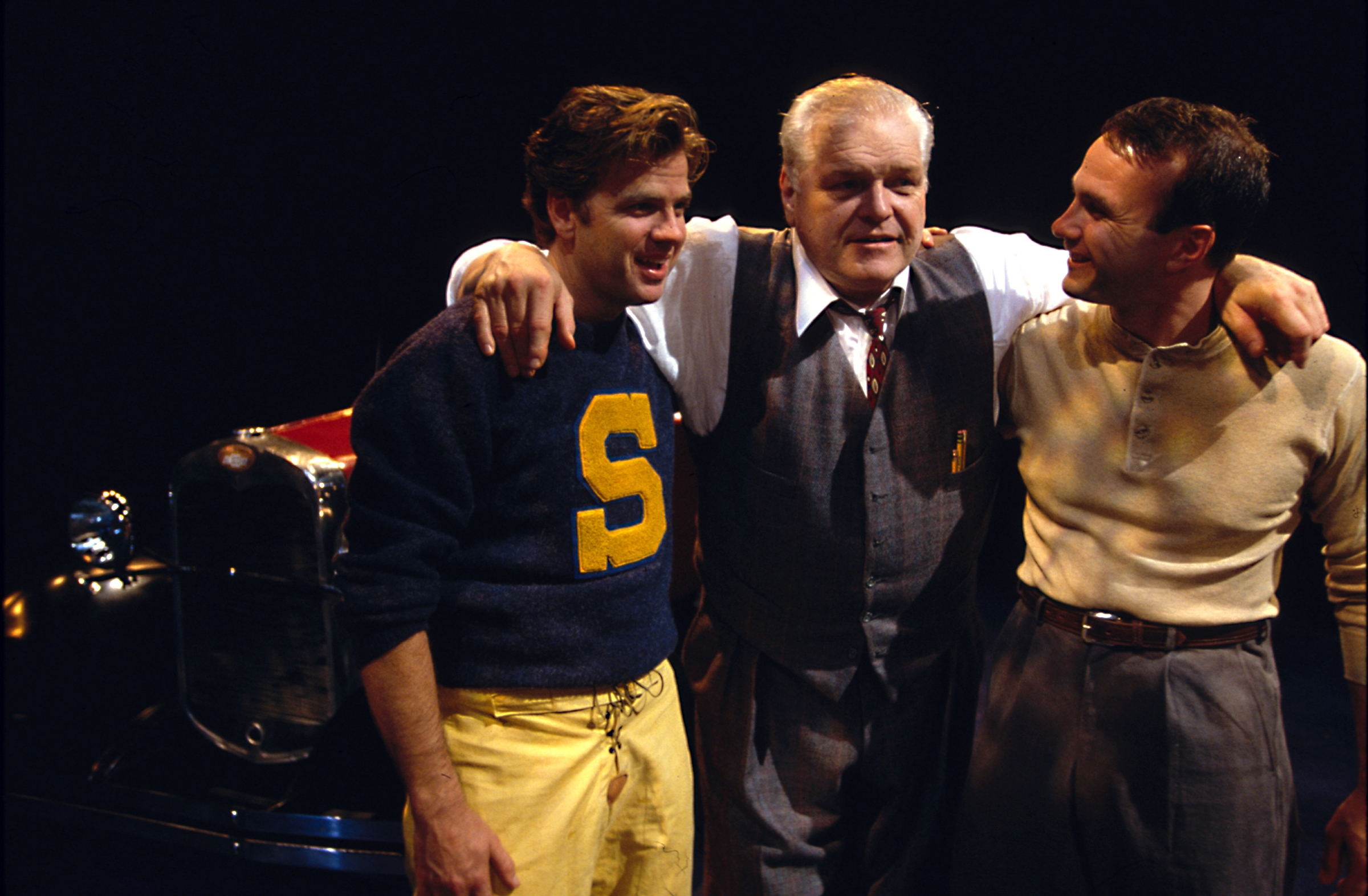 the downfall of willy loman in death of a salesman a play by arthur miller