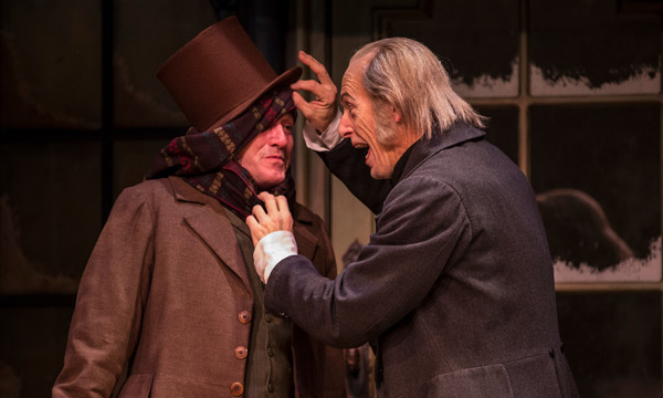 a christmas carol a tale of redemption Charles dickens' novella, ''a christmas carol'', is an endearing tale of compassion and redemption its story and main character, ebenezer scrooge.