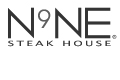 N9NE Steakhouse logo